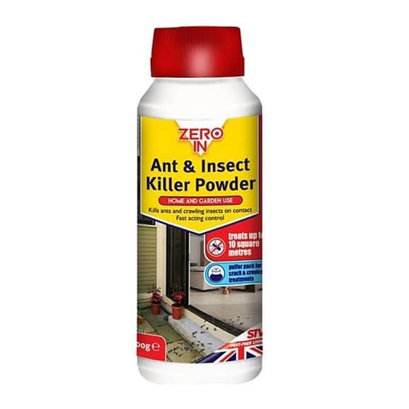 Zer in Ant Powder